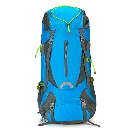 sac à dos GUO de randonnée, Sacs de Trekking 65L, Couleur différente Disponible