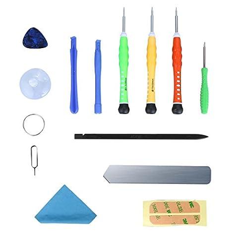 Kit Outil Iphone 5 - Etmury 14 en 1 Kit de Tournevis,