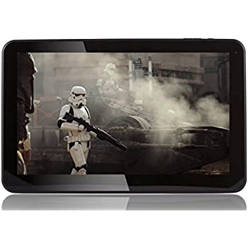 """2016 Tabtronics NEW 10.1"""" Android 5.1 lollipop tablet pc with quad core cpu  powerful gpu and now with 32GB storage. bluetooth  HDMI and wifi supported"""
