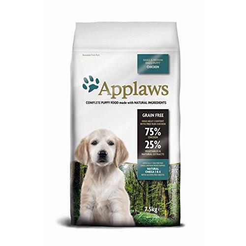 Applaws Katze Trockenfutter Puppy small/medium Breed Huhn, 1er Pack (1 x 7,5 kg)