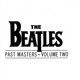 Past Masters (Volume two) by The Beatles (B000002USZ) | Amazon price tracker / tracking, Amazon price history charts, Amazon price watches, Amazon price drop alerts