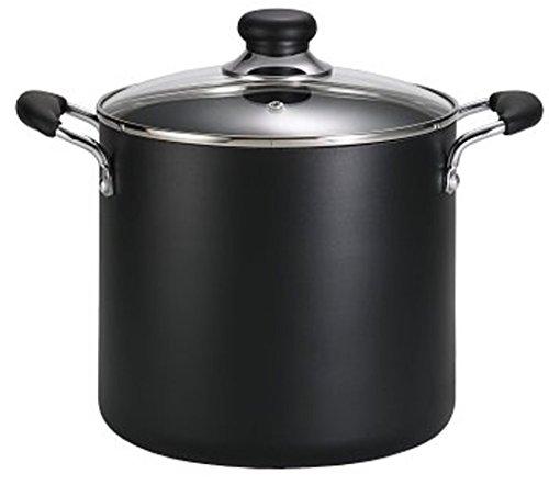 T-fal Pot, Stock Pot, Nonstick Pot, 8 Quart