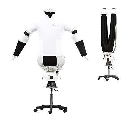 Eolo - Repasseur séchant Leonardo SA05 H - Sèche et repasse automatiquement chemises, chemisiers, pantalon et vêtements divers