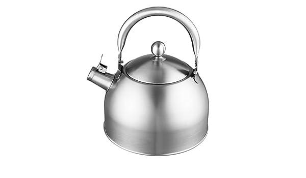 Wasserkocher GAOLILI Gas 304 Edelstahl 4L5L Whistle Hauskocher Gas ...
