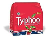 Typhoo Tea Box 80 Tea Bags 250g