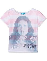Soy Luna Slfs27118, T-Shirt Fille