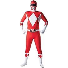 Disfraz segunda piel Power Rangers? adulto - M - 1.50 m a 1.60 m