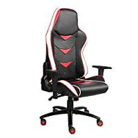 Racoor Video Gaming Chair, Multi Color - H 134 cm x W 73 cm x D 52 cm