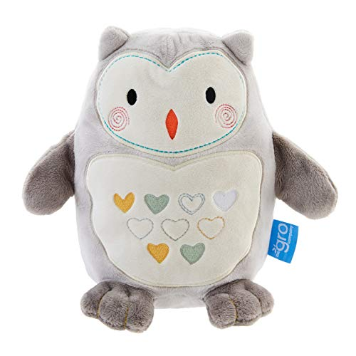 Gro AKA0030 Licht und Sound, Ollie the Owl grofriend, grau