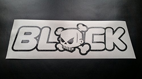 ken-block-outline-hoonigan-glitter-metal-flake-vinyl-car-sticker-decal-graphic-gold-glitter-200mm-x-