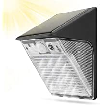 Cámara de Seguridad Solar Inteligente para Exteriores, 1080p WiFi, Patio inalámbrico al Aire Libre, lámpara LED, cámara Solar Impermeable IP65
