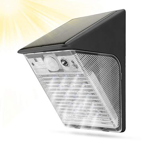 Especificación Condición: 100% nuevo Tipo de artículo: Cámara de lámpara Material: ABS Tamaño: aproximadamente 16 * 10.5 * 10 cm / 6.30 * 4.13 * 3.94 pulgadas Peso: aproximadamente 445 g Panel Solar: Incluido LED blanco para controlar la luz: 10-25LU...