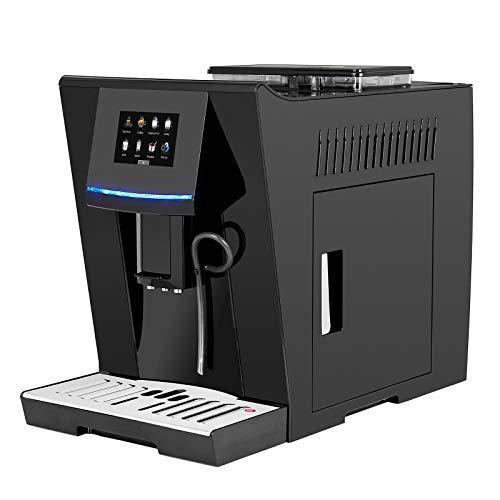 Kaffeevollautomat SWING Café Bonitas Touchscreen Dualboiler 19 Bar Kaffeeautomat Kaffeemaschine...