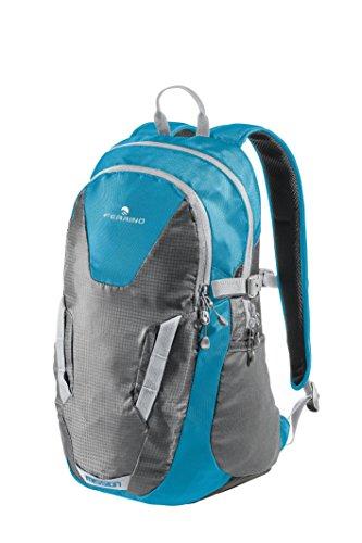 Ferrino Mission 25 - Mochila de senderismo, color Azul, talla 25 l