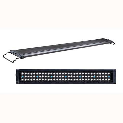 AquaLight LED HI-Lumen Aufsetzleuchte 30-150cm - LED-Aquarium Lampe Produktbild