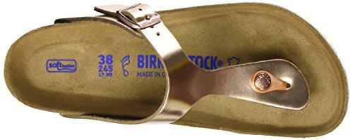Birkenstock Gizeh, Cinturini Donna Rosso