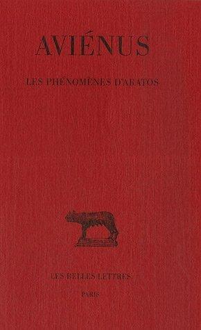 Les Phénomènes d'Aratos
