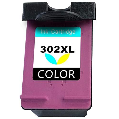 Asonway Remanufacturado HP 302 302XL Cartuchos Tinta1