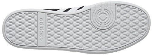 adidas NEOVLCOURT - Scarpe da Ginnastica Basse Uomo Bianco-Nero