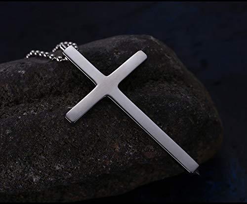 penixon Cross Pendant Necklace Martial Arts Emergency Protection Survival  EDC Stinger Tool