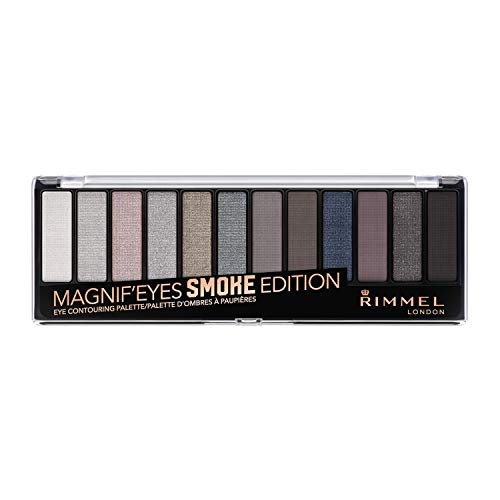 Rimmel London Magnifeyes Palette Smokey Edition Paleta
