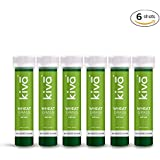 kiva Wheatgrass Juice (40 ml) - Pack of 6 Shots