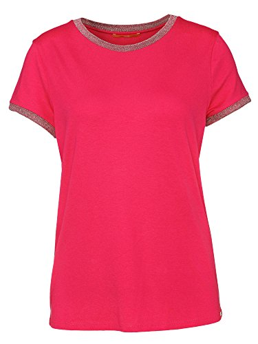 BOSS Orange Damen T-Shirt Tacrew Pink