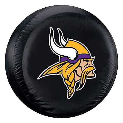 Fremont Die NFL Tire Cover, schwarz (Maus-pad-basketball)