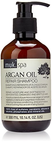 MUK Spa Argan Oil Repair Shampoo (300ml)