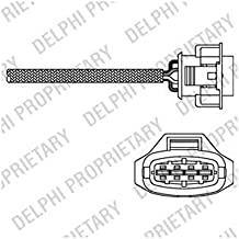 Delphi ES10791-12B1 Lambdasonde