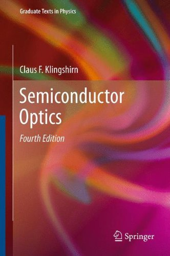Semiconductor Optics (Graduate Texts in Physics)