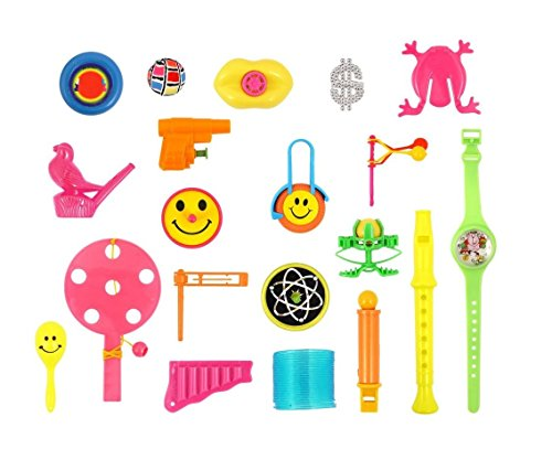 100 Teile Mitgebsel Kleinspielzeug Mix Beutel Kindergeburtstag Party Tombola