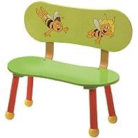 Preisvergleich für roba Kinderbank 'Biene Maja', Bank für Kinder