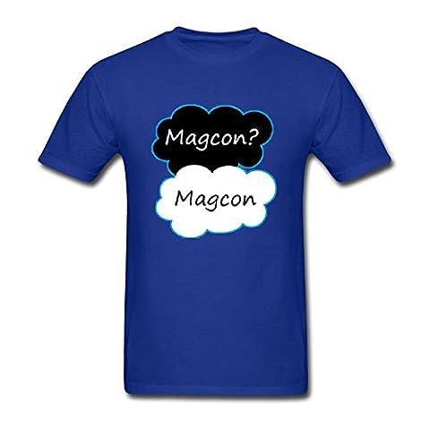 Men's Magcon Boys Logo Design T Shirt