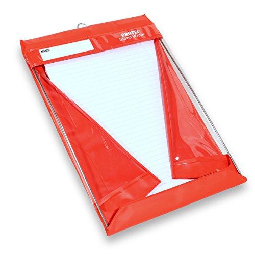 protec-storm-writer-waterproof-clipboard-a4-red-portrait