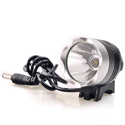 ATC Kopflampe Stirnlampe Kopflicht Taschenlampe für Walking Jogging ** 1000 Lumen Fahrrad Lampe Fahrradlampe Fahrradlicht Set von ATC bei Lampenhans.de