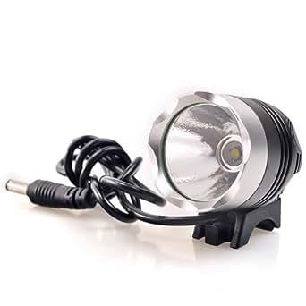 ATC Kopflampe Stirnlampe Kopflicht Taschenlampe für Walking Jogging ** 1000 Lumen Fahrrad Lampe Fahrradlampe Fahrradlicht Set
