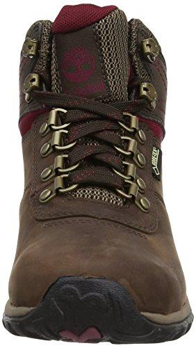 Timberland Women s Norwood Mid GTX Trekking and Hiking Boots C9510A Dark Brown 4 UK  37 EU  6 US