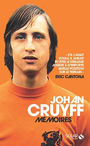 Mémoires par Johan CRUYFF, David WALSH