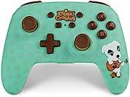 PowerA Enhanced Wireless Controller for Nintendo Switch - Animal Crossing: K.K. Slider