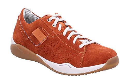 Josef Seibel Herren Ricardo 07 Sneaker, Orange 840, 46 EU -