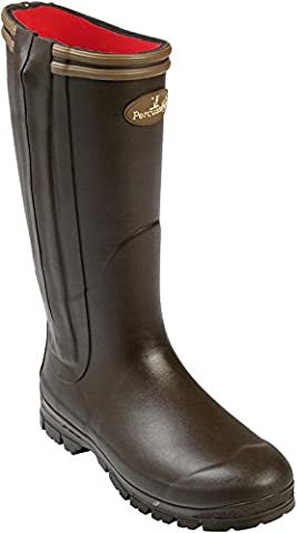 Percussion Rambouillet Full Zip Boots-Brown-10