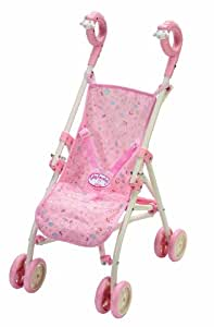 Zapf Creation Baby Annabell Stroller: Amazon.co.uk: Toys ...