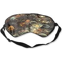 Eye Mask Eyeshade Fractal Art Sleep Mask Blindfold Eyepatch Adjustable Head Strap preisvergleich bei billige-tabletten.eu