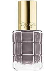 L'Oréal Paris Color Riche Le Vernis Nagellack mit Öl in Grau / Pflegender Farblack in warmem Grau mit Glanz-Effekt /# 664 Greige Amoureux / 1 x 14ml