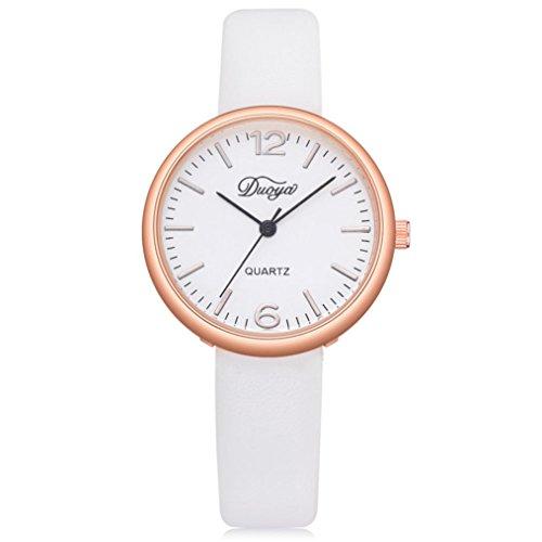 Valentinstag Uhren Dellin LJL80117134 (Weiß)