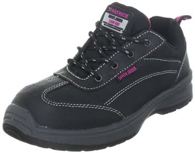 Safety Jogger Bestgirl chaussures de sécurité pour femmes, Noir (BLK), EU 36