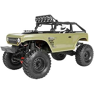 AXIAL AX90066 SCX10 II Deadbolt 4WD Off-Road 4x4 Electric RC Rock Crawler RTR, Olive Drab