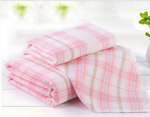 ZYJYhandtuch drei stück handtuch handtuch schal double - decker bambus - faser baby - badetuch 75 *