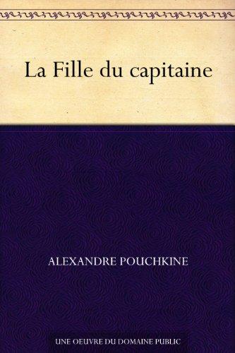 Couverture du livre La Fille du capitaine
